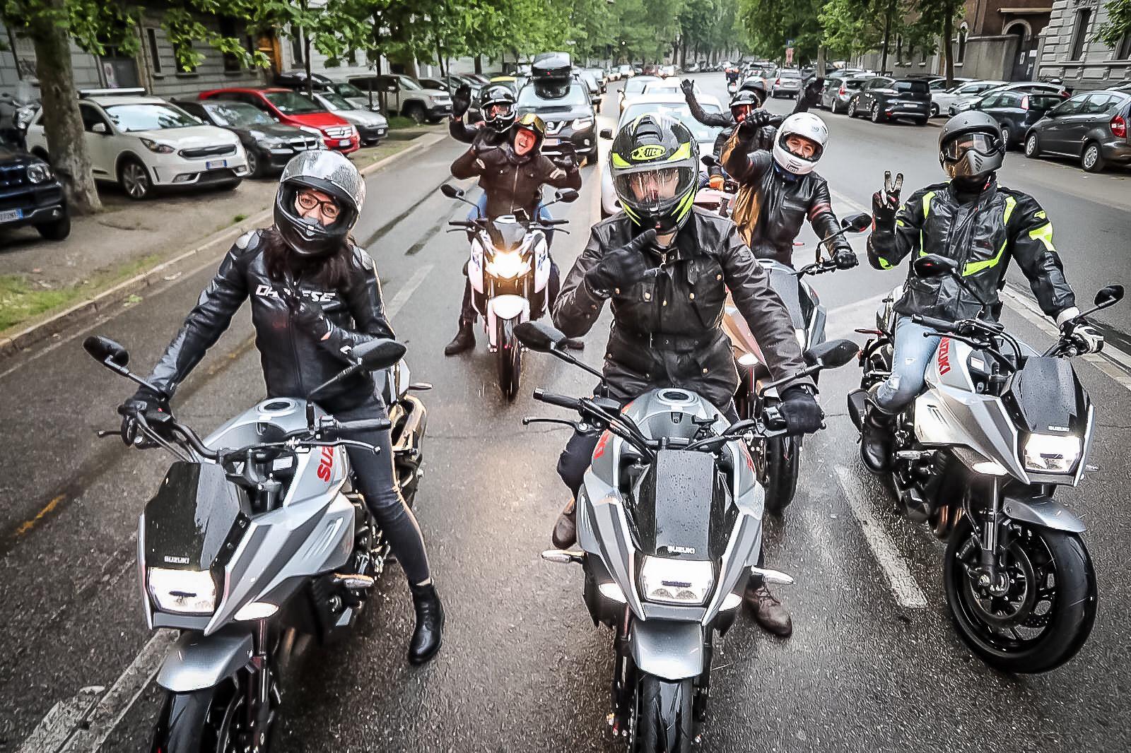 Al Ferro Style Ride affilati come delle Katana